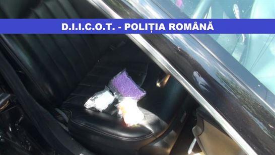 Peste un kilogram de cocaină, care urma să ajungă și la clienți din Brăila, confiscată de polițiști de la un tânăr din Buzău