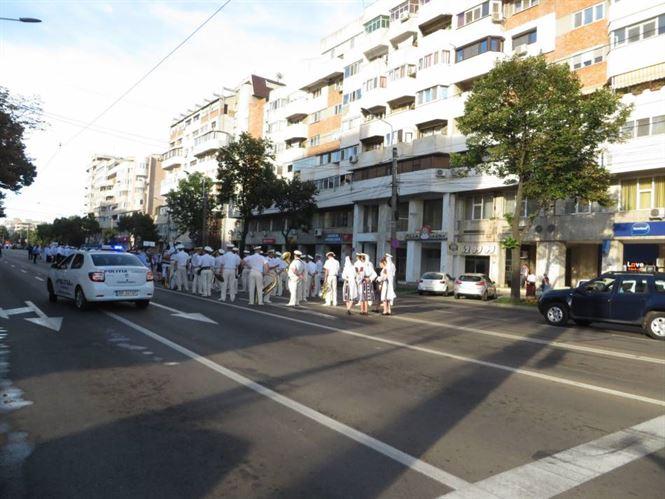 Politia Locala a fost la datorie pe parcursul Festivalului Muzicilor Militare