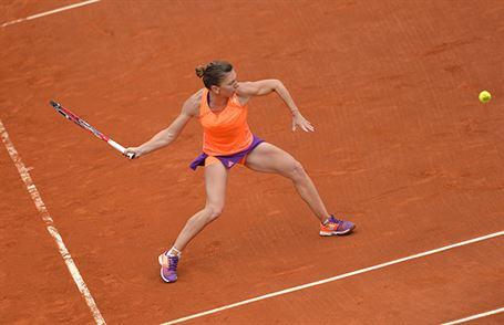 Prima finala de Grand Slam pentru Simona