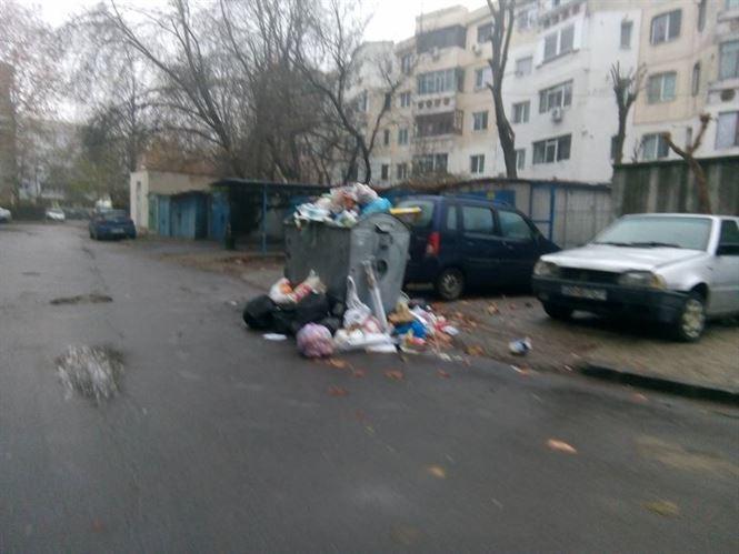 RER și Brai-Cata sancționate contravențional pentru neridicarea deșeurilor conform graficului