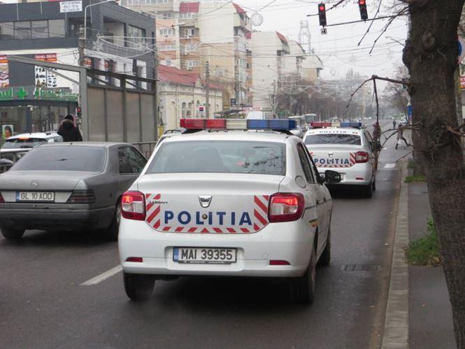 Razii desfasurate de politisti in acest weekend