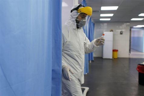 Recorduri de infectări și decese raportate în ultimele 24 de ore