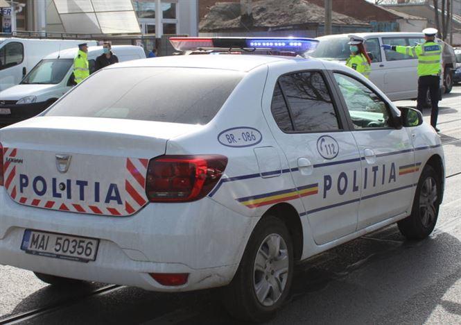 Mesajul polițiștilor brăileni: Respectați Ordonanțele Militare!