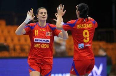 Romania in grupa cu Norvegia, Danemarca si Ucraina la CE de handbal