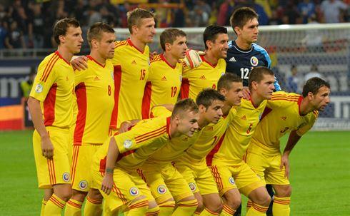 Romania in urna a treia pentru preliminariile CE de fotbal 2016