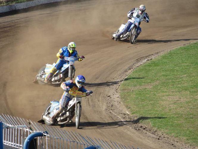 Campionatul Național de Dirt Track
