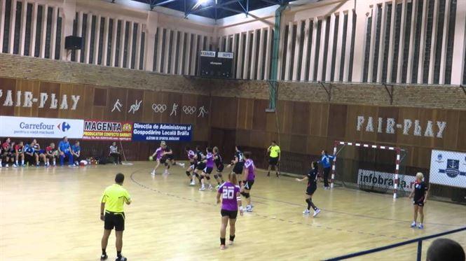 S-au stabilit toate duelurile din faza a II-a a play-offului la handbal feminin
