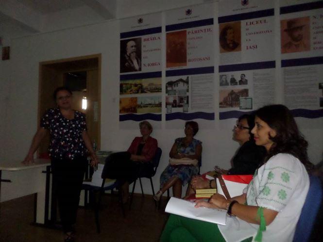 Conferința finală proiect Erasmus+, Action!
