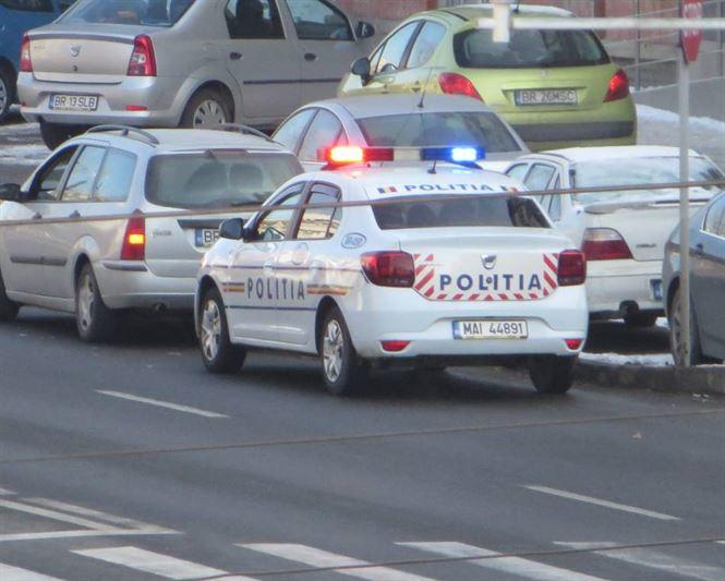 Sancțiuni de 25.000 lei aplicate în weekend de polițiștii brăileni