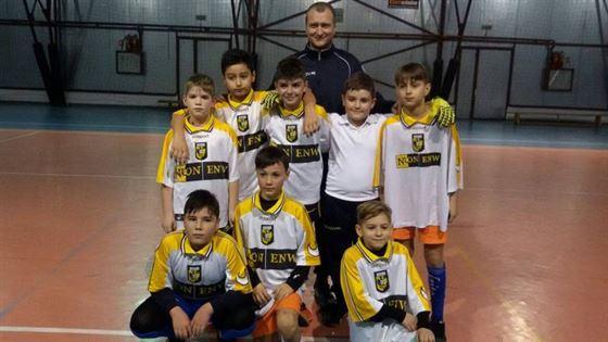 Scoala Fanus Neagu a castigat ONSS la fotbal faza pe mediul urban