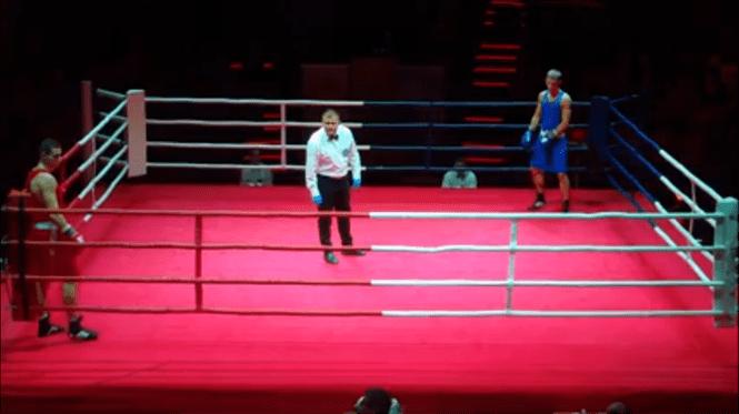 Adrian Barbieru medalie de bronz. Jitaru si Pita boxeaza in seara asta pentru titlurile de campioni nationali