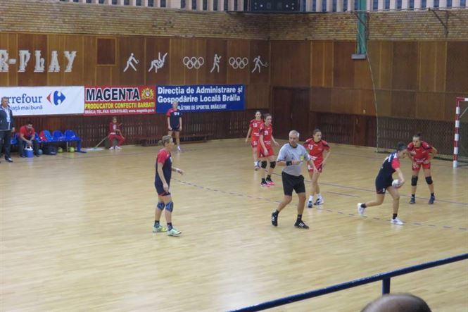 Se incinge lupta pentru locul 4 in Liga feminina de handbal