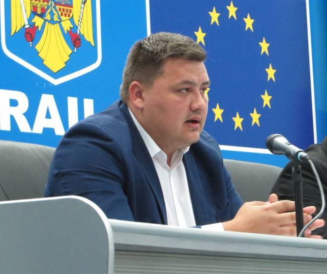 Secretarul de stat in MMJS Adrian Rindunica, a prezentat pensionarilor braileni noua Lege a pensiilor