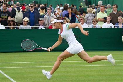 Simona Halep in semifinala la Wimbledon