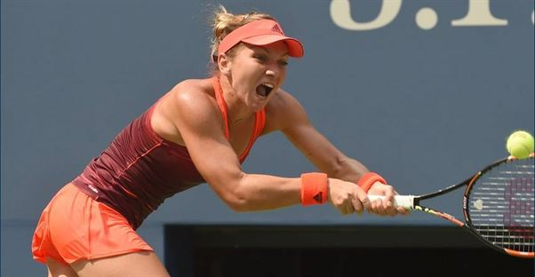 Simona Halep in turul 3 la US Open
