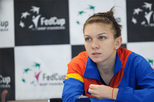 Simona Halep rateaza meciul din FED Cup si turneele de la Doha si Dubai