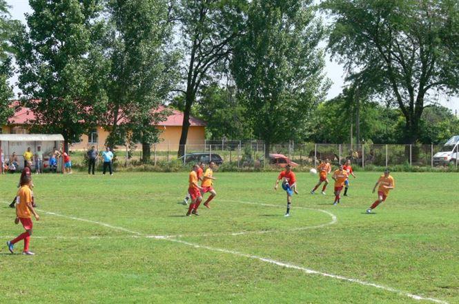 Spicu Ramnicelu a marcat 12 goluri intr-o repriza