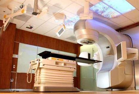 Spitalul din Galați a fost dotat cu un accelerator liniar de particule, cu care vor fi tratați mii de bolnavi de cancer