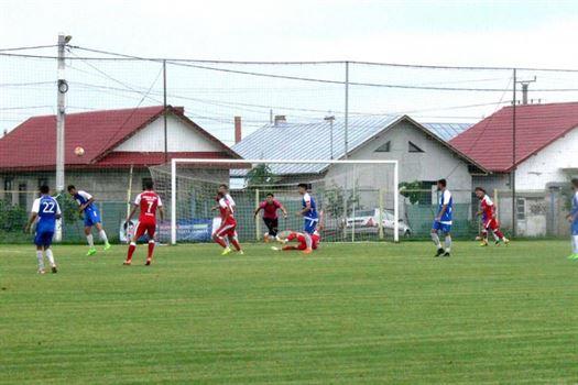 Sportul Chiscani a castigat cu 2-0 amicalul cu Inainte Modelu