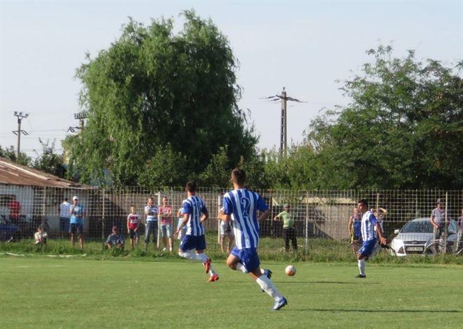 Sportul Chiscani a debutat cu o victorie in Liga a 3-a