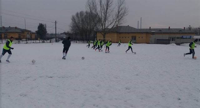 Sportul Chiscani a demarat pregatirile pentru returul Ligii a 3-a