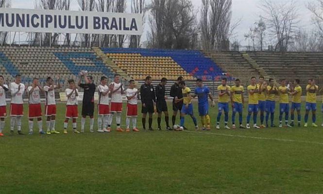 Sportul Chiscani va intalni Soimii Topolog in barajul pentru promovarea in Liga a 3-a
