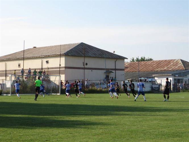 Sportul Chiscani joaca vineri in prima etapa din Liga a 3-a