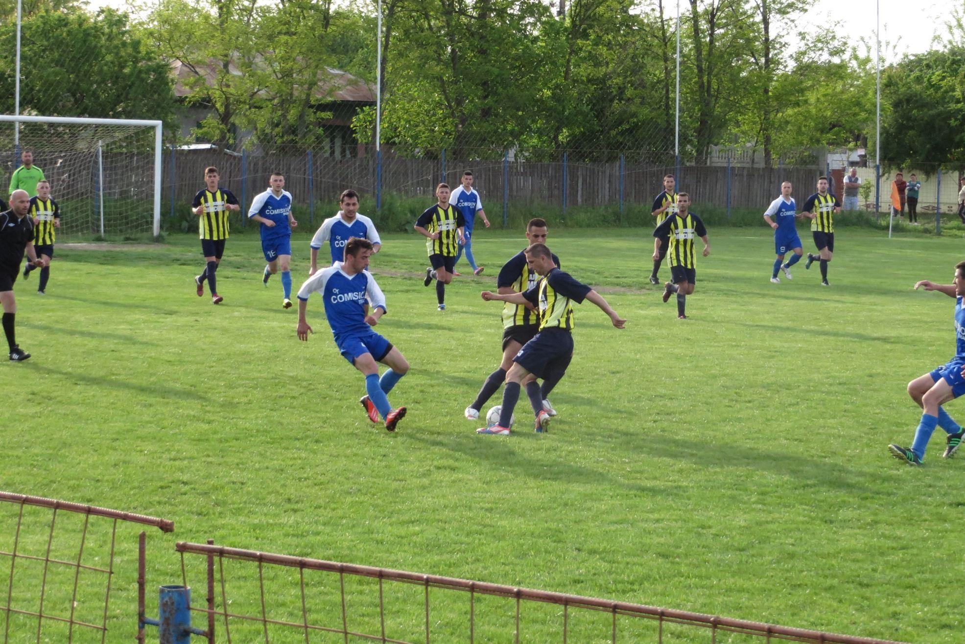 Sportul si Old-Boys in finala Cupei Romaniei