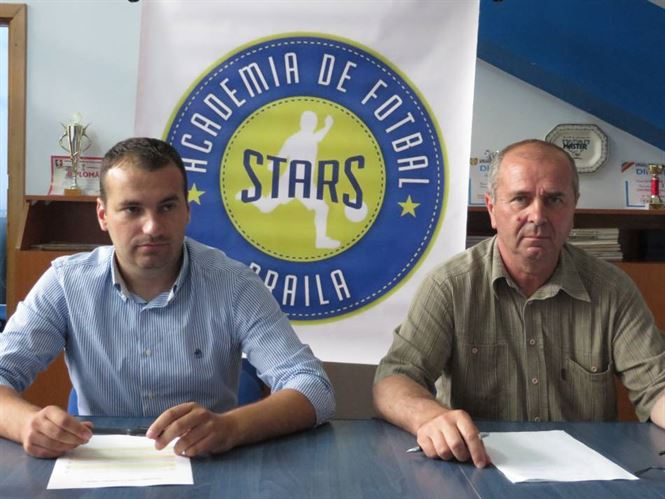 Stars Braila organizeaza pe stadionul Municipal turneul semifinal de juniori E
