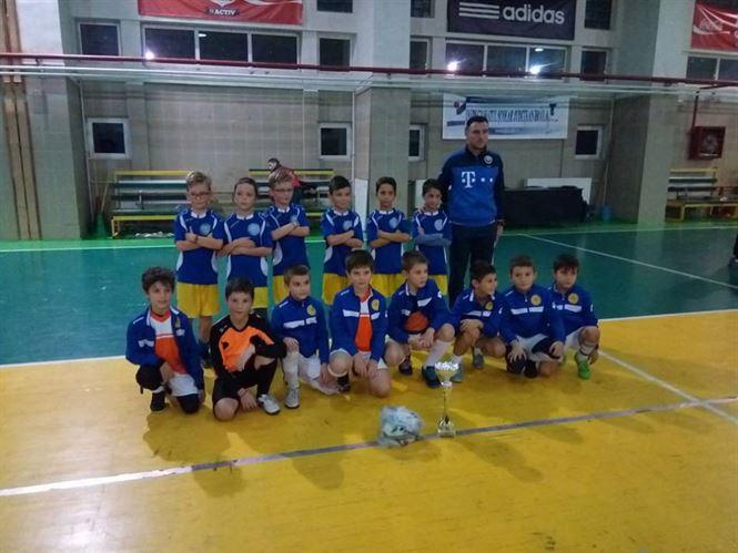 Stars Braila participa la turneul final al Trofeului Gheorghe Ene