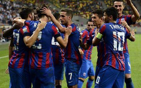 Steaua calificata in grupele cupelor europene