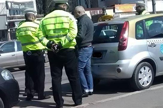 Taximetristi amendati pentru ca nu au prezentat atestatul profesional pentru transport persoane in regim de taxi