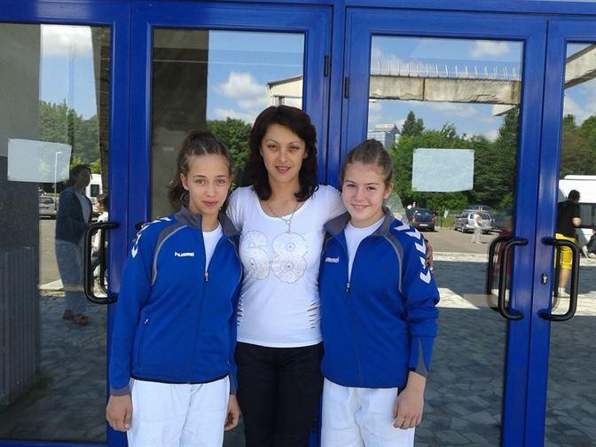 Trei medalii pentru judoka braileni la nationalele U14