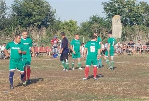 Doar 4 partide din ultima etapa a turului s-au disputat in Liga a 5-a