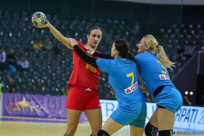 Udristioiu, Szucs, Zamfirescu si Buceschi vor face deplasarea la CE de handbal din Suedia