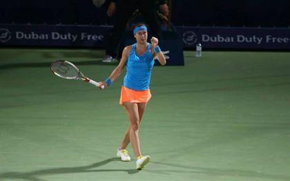 Update: Una calda, una rece la turneul WTA de la Dubai