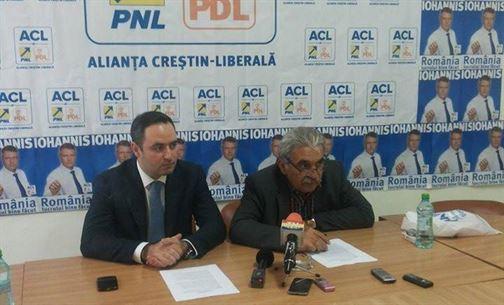 Varga si Nazare solicita vot pentru respingerea legii amnistiei