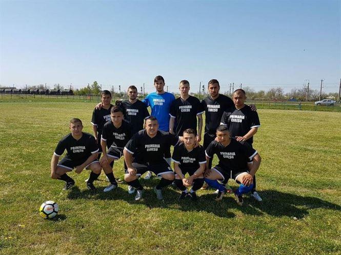 Viitorul Ciresu a trecut pe locul 1 in seria a II-a a Ligii a 5-a