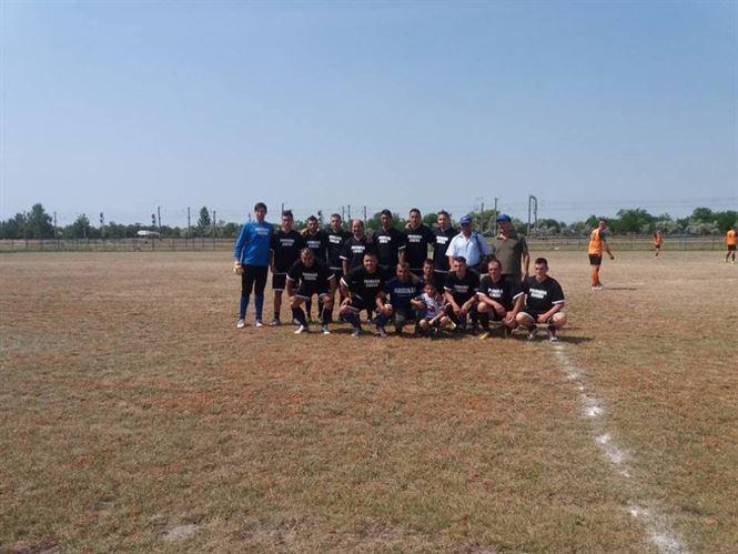 Viitorul Ciresu la un punct de titlul de campioana in seria a II-a a Ligii a 5-a