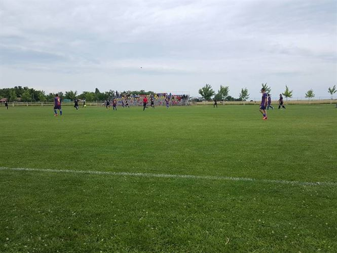 Viitorul Ciresu si FC Urleasca raman lidere in seriile a I-a si a III-a din Liga a 5-a
