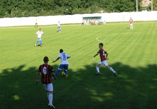 Egal cu 6 goluri in meciul din faza interjudeteana de juniori A1