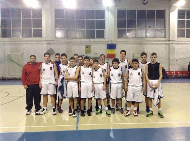Vineri, la Braila, incepe campionatul de baschet masculin U16