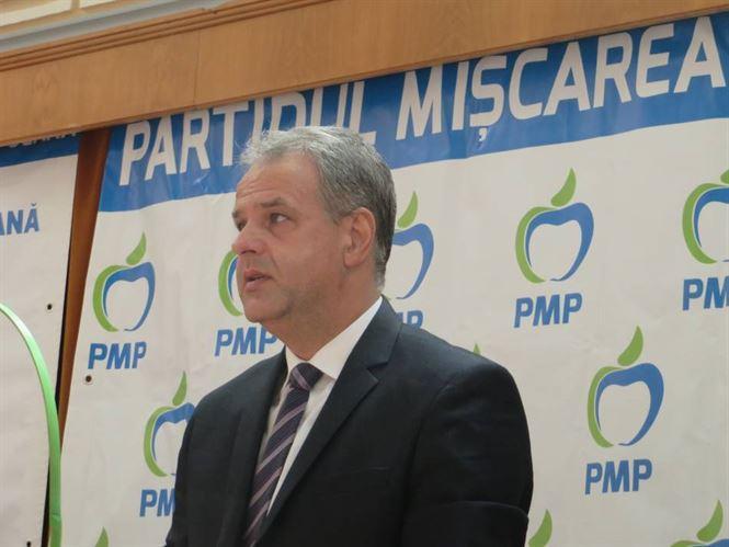 Proiectul PMP merge mai departe