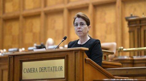 """Antoneta Ioniță: """"PSD pune în pericol vocea României în Parlamentul European"""""""
