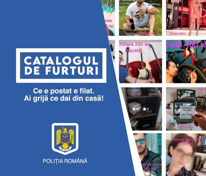 CATALOGUL DE FURTURI