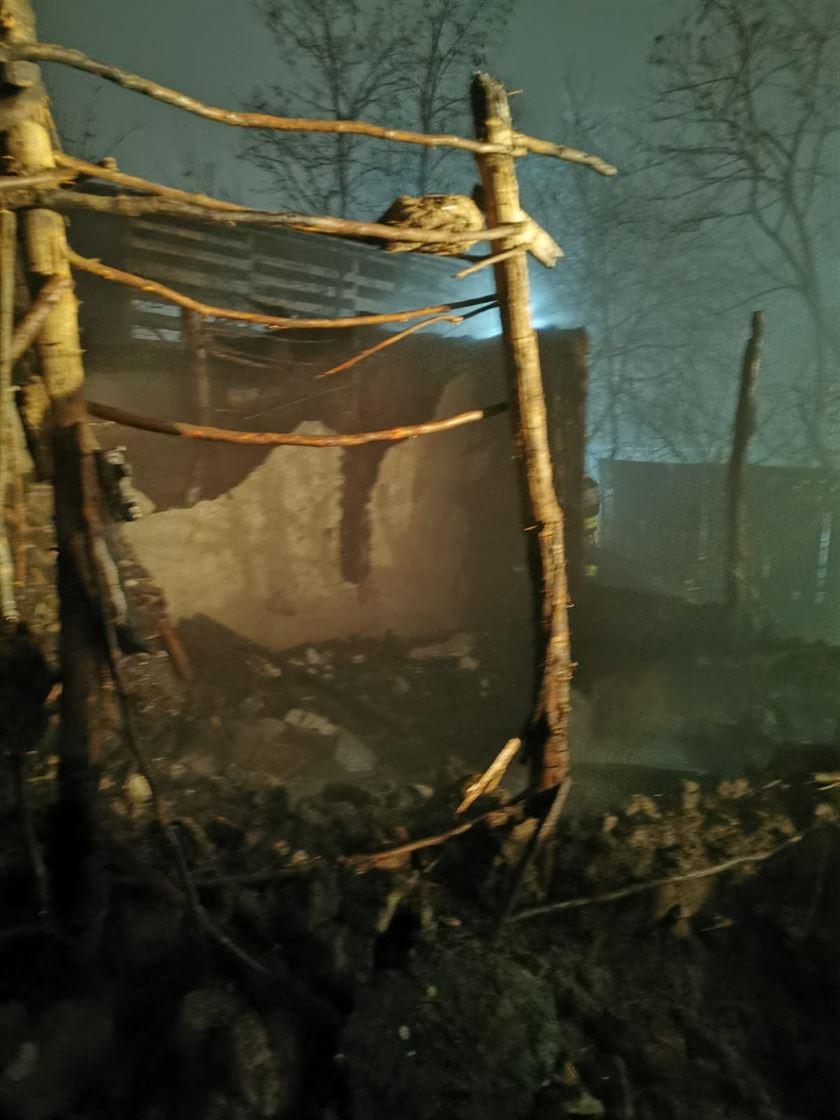 Incendiu la o locuință în cartierul Chercea