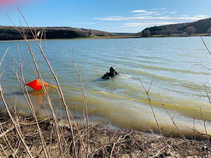 Brăilean căutat în apele Dunării, în zona județului Constanța