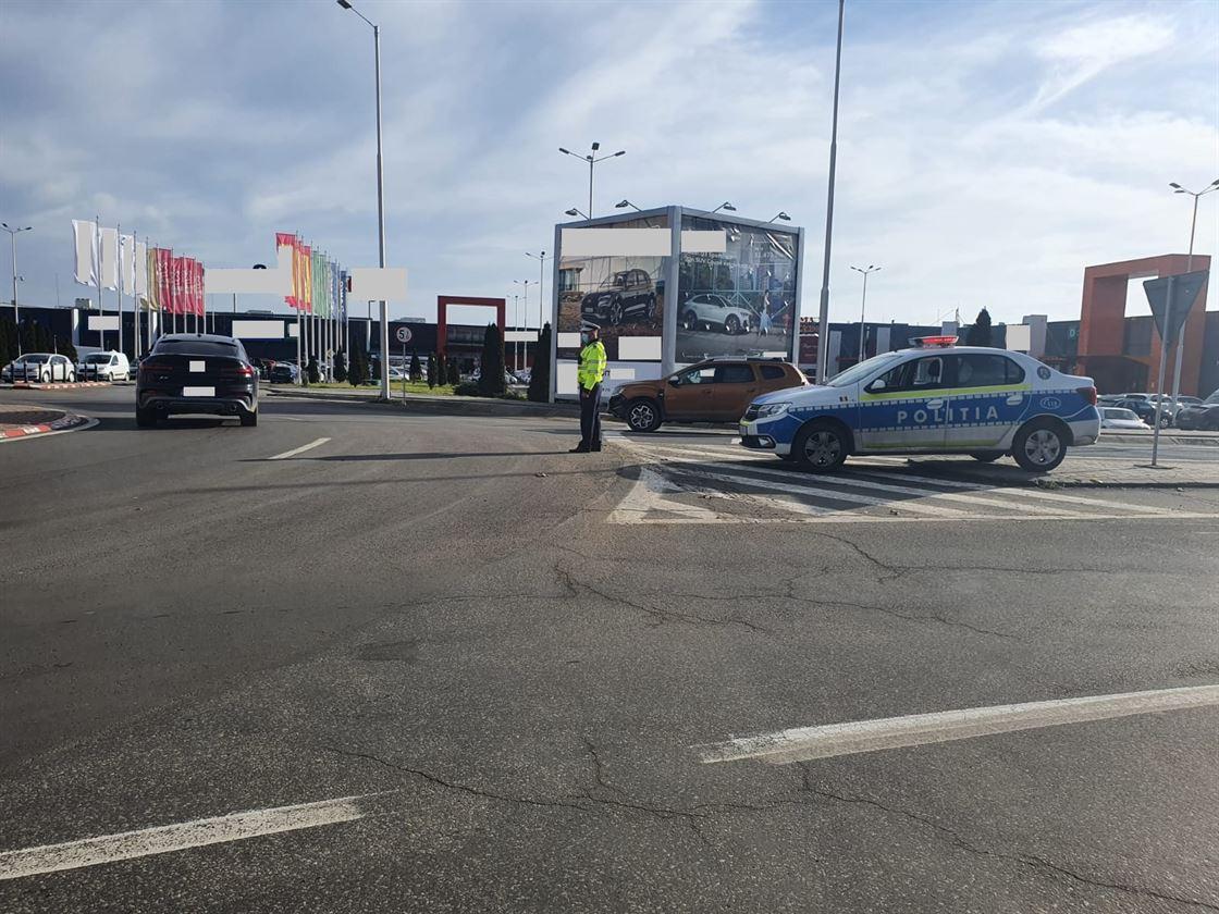Polițiștii brăileni au desfășurat ieri 15 acțiuni punctuale vizând societăţi comerciale, precum marketuri şi supermarketuri