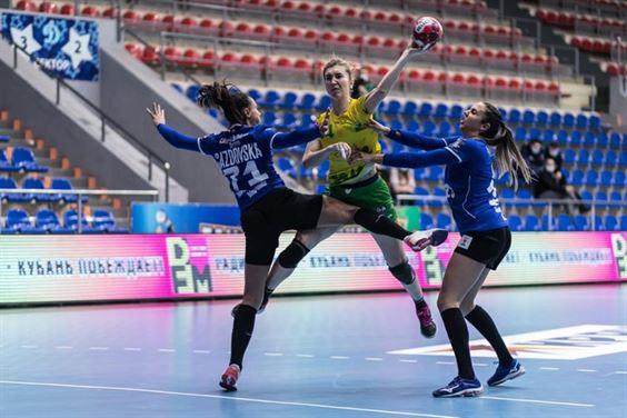 HC Dunărea Brăila egala echipei lui Trefilov