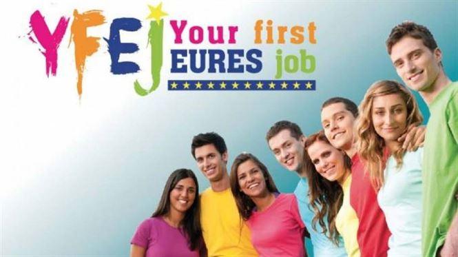 YOUR FIRST EURES JOB